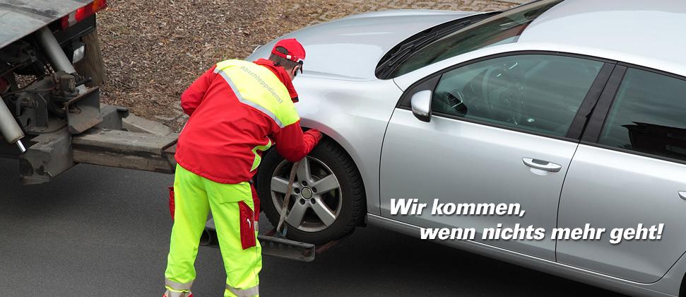 Bei Unfall oder Panne: Master Assistance hilft sofort.